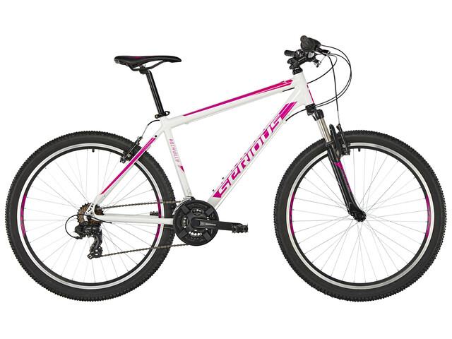 Serious Rockville MTB Hardtail 27,5'' różowy/biały